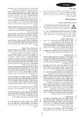 BlackandDecker Trapano- Kr50cre - Type 1 - Instruction Manual (Israele) - Page 3