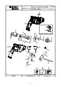 BlackandDecker Trapano- Kr50cre - Type 1 - Instruction Manual (Israele) - Page 7
