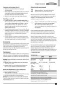 BlackandDecker Trapano Percussione- Kr8532k - Type 2 - Instruction Manual (Europeo) - Page 7