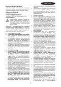 BlackandDecker Trapano Percussione- Kr803 - Type 1 - Instruction Manual (Ungheria) - Page 3