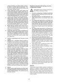 BlackandDecker Trapano Senza Cavo- Hp148f4lbk - Type H3 - Instruction Manual (Slovacco) - Page 4