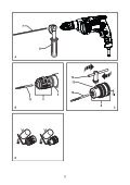 BlackandDecker Trapano Percussione- Kr1001 - Type 1 - Instruction Manual (Ungheria) - Page 2
