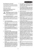 BlackandDecker Trapano Percussione- Kr1001 - Type 1 - Instruction Manual (Ungheria) - Page 3