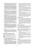 BlackandDecker Trapano Percussione- Kr1001 - Type 1 - Instruction Manual (Ungheria) - Page 4