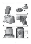 BlackandDecker Trapano Senza Cavo- Hp148f4lbk - Type H3 - Instruction Manual (Ungheria) - Page 2