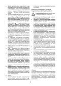 BlackandDecker Trapano Senza Cavo- Hp148f4lbk - Type H3 - Instruction Manual (Ungheria) - Page 4