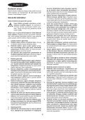 BlackandDecker Trapano Percussione- Kr504re - Type 2 - Instruction Manual (Turco) - Page 4