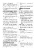 BlackandDecker Trapano Senza Cavo- Hp186f4lbk - Type H3 - Instruction Manual (Turco) - Page 6