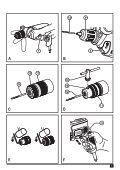 BlackandDecker Trapano- Cd71re - Type 1 - Instruction Manual (Europeo Orientale) - Page 3