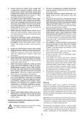 BlackandDecker Trapano Senza Cavo- Epl188 - Type H1 - Instruction Manual (Czech) - Page 5
