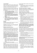 BlackandDecker Trapano Senza Cavo- Epl188 - Type H1 - Instruction Manual (Czech) - Page 7