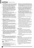 BlackandDecker Trapano Senza Cavo- Asl146 - Type H1 - Instruction Manual (Europeo) - Page 4