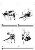BlackandDecker Trapano Percussione- Cd200 - Type 1 - Instruction Manual (Inglese) - Page 4