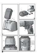 BlackandDecker Trapano Senza Cavo- Hp188f4lbk - Type H3 - Instruction Manual (Europeo) - Page 2