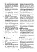 BlackandDecker Trapano Senza Cavo- Epl14 - Type H1 - Instruction Manual (Turco) - Page 4