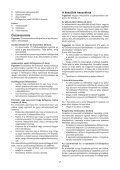 BlackandDecker Trapano Senza Cavo- Hp186f4bk - Type H1 - Instruction Manual (Ungheria) - Page 7