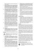 BlackandDecker Trapano Percussione- Kr504re - Type 2 - Instruction Manual (Romania) - Page 5