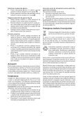 BlackandDecker Trapano Percussione- Kr504re - Type 2 - Instruction Manual (Romania) - Page 7