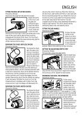 BlackandDecker Trapano- Kd351cre - Type 1 - Instruction Manual - Page 7