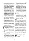 BlackandDecker Trapano- Kr50cre - Type 1 - Instruction Manual (Romania) - Page 4