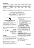 BlackandDecker Trapano- Kr50cre - Type 1 - Instruction Manual (Romania) - Page 7