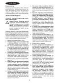 BlackandDecker Trapano Percussione- Cd714cres - Type 1 - Instruction Manual (Polonia) - Page 4