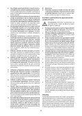 BlackandDecker Trapano Senza Cavo- Hp146f4lbk - Type H2 - Instruction Manual (Romania) - Page 5