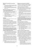 BlackandDecker Trapano Senza Cavo- Asl146 - Type H1 - Instruction Manual (Romania) - Page 6