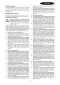BlackandDecker Trapano- Kr705 - Type 1 - Instruction Manual (Czech) - Page 3