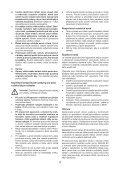 BlackandDecker Trapano- Kr705 - Type 1 - Instruction Manual (Czech) - Page 4