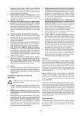 BlackandDecker Trapano Senza Cavo- Hp148f4lbk - Type H3 - Instruction Manual (Turco) - Page 4