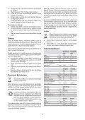 BlackandDecker Trapano Senza Cavo- Hp148f4lbk - Type H3 - Instruction Manual (Turco) - Page 7