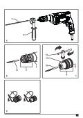 BlackandDecker Trapano- Kr705 - Type 1 - Instruction Manual (Europeo Orientale) - Page 3