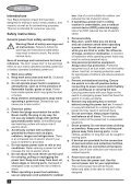 BlackandDecker Trapano- Kr705 - Type 1 - Instruction Manual (Europeo Orientale) - Page 4
