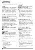 BlackandDecker Trapano- Kr705 - Type 1 - Instruction Manual (Europeo Orientale) - Page 6