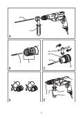 BlackandDecker Trapano Percussione- Kr603 - Type 2 - Instruction Manual (Ungheria) - Page 2