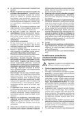 BlackandDecker Trapano Senza Cavo- Epl14 - Type H1 - Instruction Manual (Ungheria) - Page 4