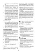 BlackandDecker Trapano Senza Cavo- Epl14 - Type H1 - Instruction Manual (Ungheria) - Page 5
