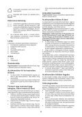 BlackandDecker Trapano Senza Cavo- Epl14 - Type H1 - Instruction Manual (Ungheria) - Page 6