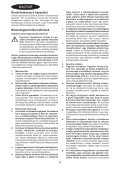 BlackandDecker Trapano Senza Cavo- Hp126f4bk - Type H1 - Instruction Manual (Ungheria) - Page 4