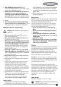 BlackandDecker Trapano- Kr50 - Type 1 - Instruction Manual (Europeo) - Page 5