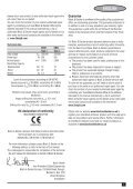 BlackandDecker Trapano- Kr50 - Type 1 - Instruction Manual (Europeo) - Page 7
