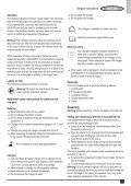 BlackandDecker Trapano Senza Cavo- Epl7i - Type H1 - Instruction Manual (Europeo (Li-Ion)) - Page 5
