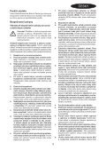 BlackandDecker Trapano Senza Cavo- Epl7i - Type H1 - Instruction Manual (Czech) - Page 3