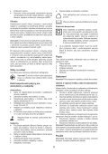 BlackandDecker Trapano Senza Cavo- Epl7i - Type H1 - Instruction Manual (Czech) - Page 5