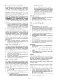 BlackandDecker Trapano Senza Cavo- Epl7i - Type H1 - Instruction Manual (Czech) - Page 6
