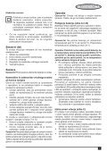 BlackandDecker Trapano Senza Cavo- Epl7i - Type H1 - Instruction Manual (Balcani) - Page 7