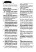 BlackandDecker Trapano Percussione- Kr714cres - Type 2 - Instruction Manual (Ungheria) - Page 4