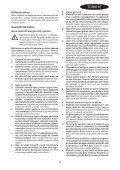 BlackandDecker Trapano Senza Cavo- Epl7i - Type H1 - Instruction Manual (Turco) - Page 3