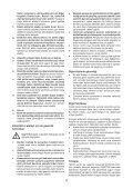 BlackandDecker Trapano Senza Cavo- Epl7i - Type H1 - Instruction Manual (Turco) - Page 4